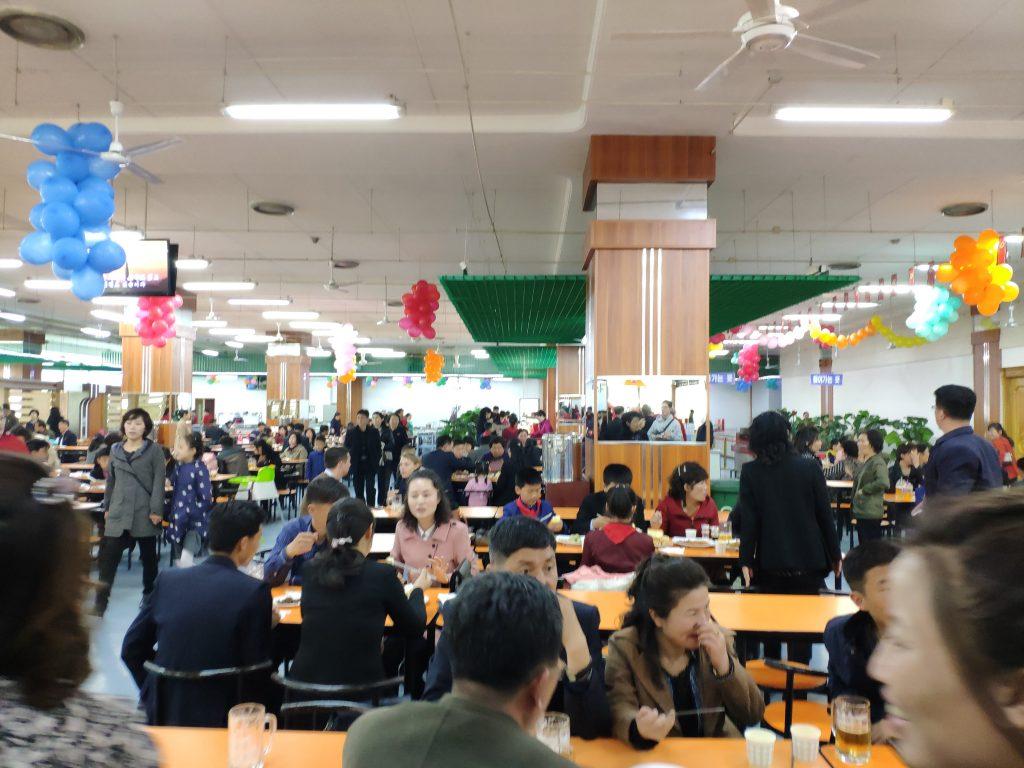 Kwangbok supermarket and Kwangbok department store