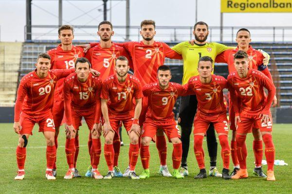 The North Macedonian National Football Team