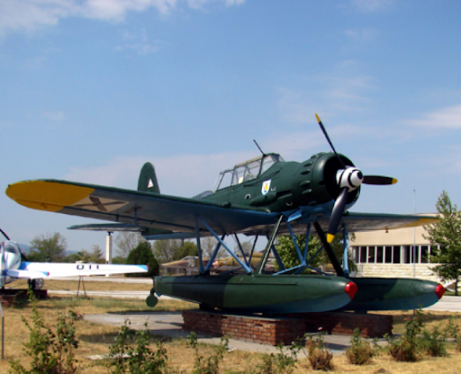 Aviation museum of Plovdiv, Bulgaria, an epic attraction of Plovdiv