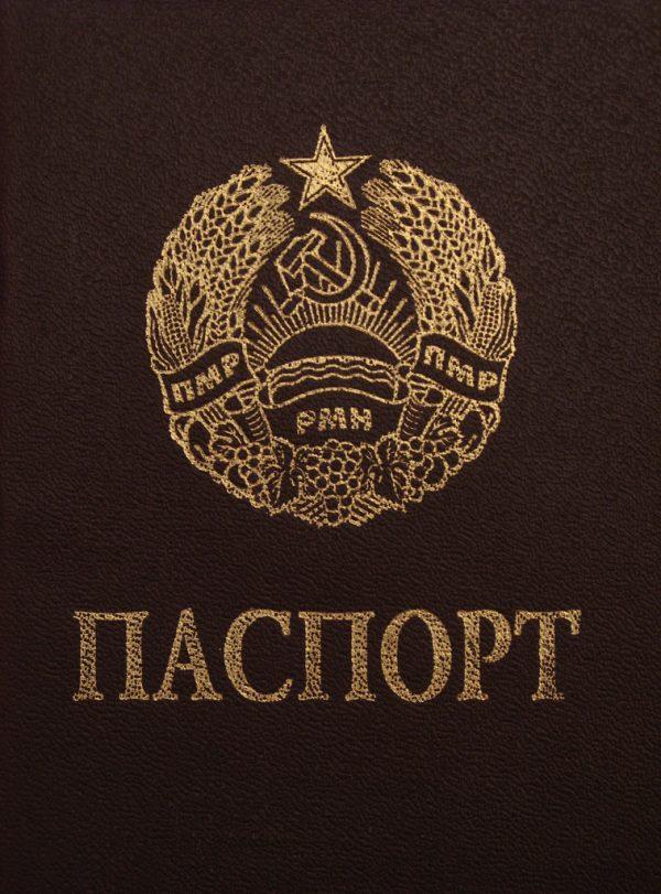 The transnistrian passport