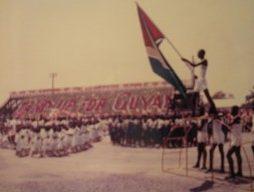 Guyana mass games