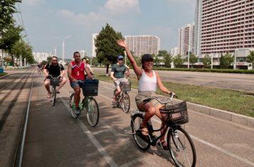 Cycle Pyongyang