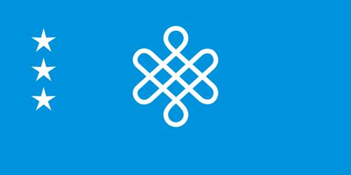 Flag of the Kazakh Khanate