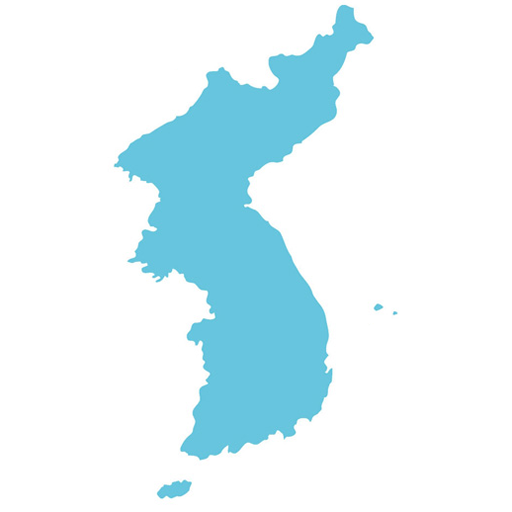 The flag design representing unified korea or the unified flag of Korea