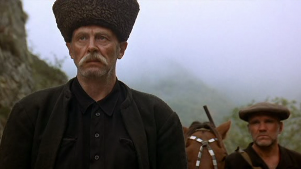 Still from the USSR movie The Prisoner in the Caucasus