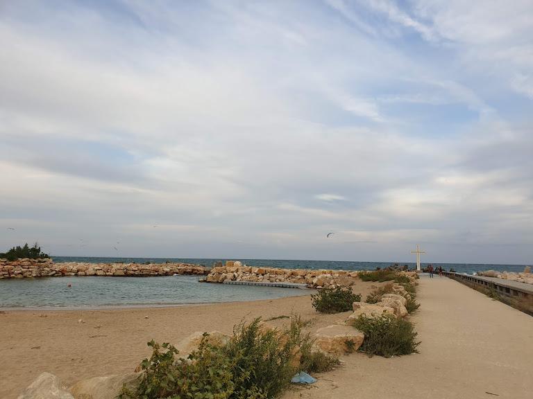 The black sea side of Bulgaria