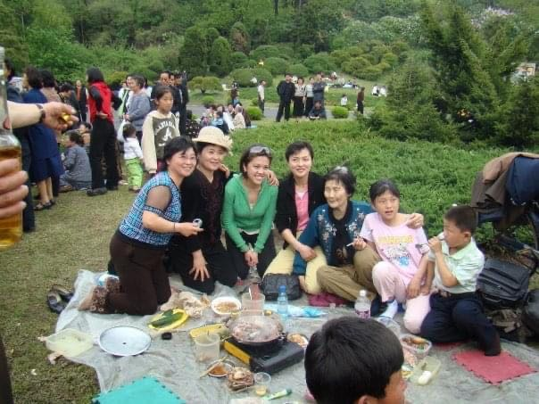 Speaking with North Koreans should really be part of your bucket list