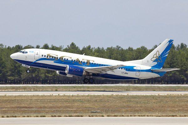 Scat Airlines Plane
