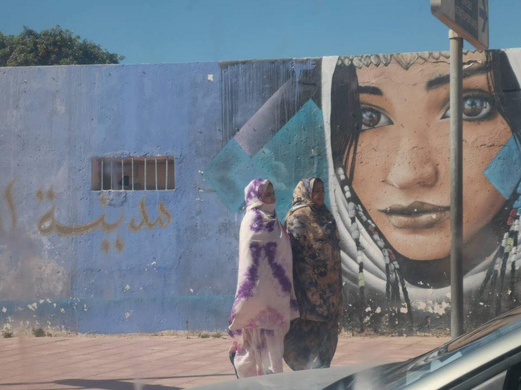 Women in Western Sahara