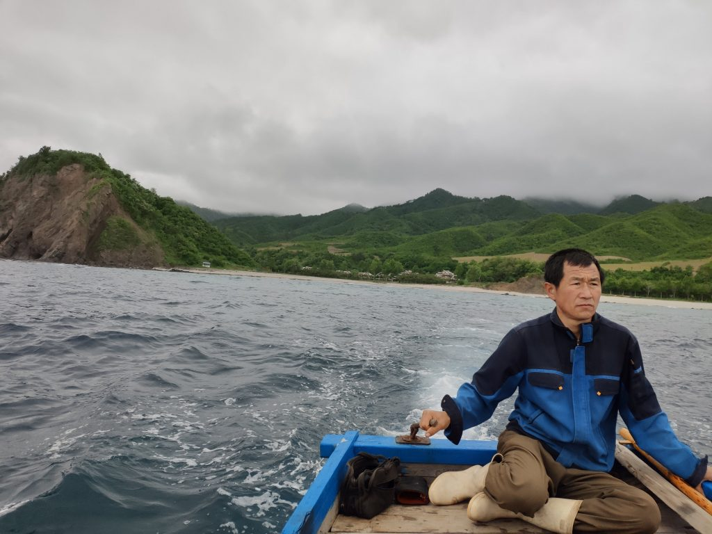 chilbo sea boat