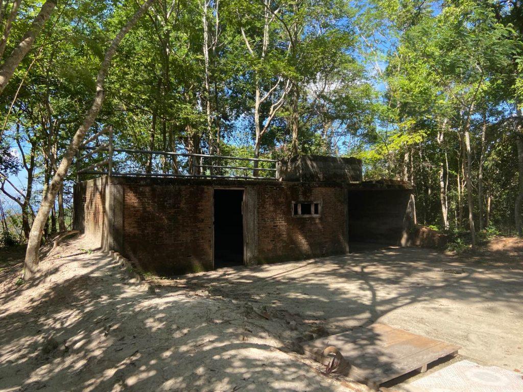 The Bunker of Pol Pot