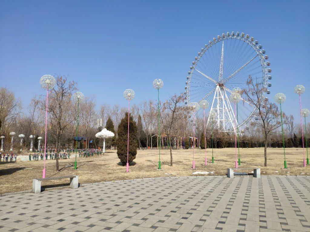 Ferris Wheel Dandong