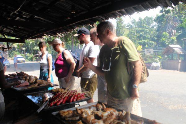 The street food of Honiara is really worth sampling