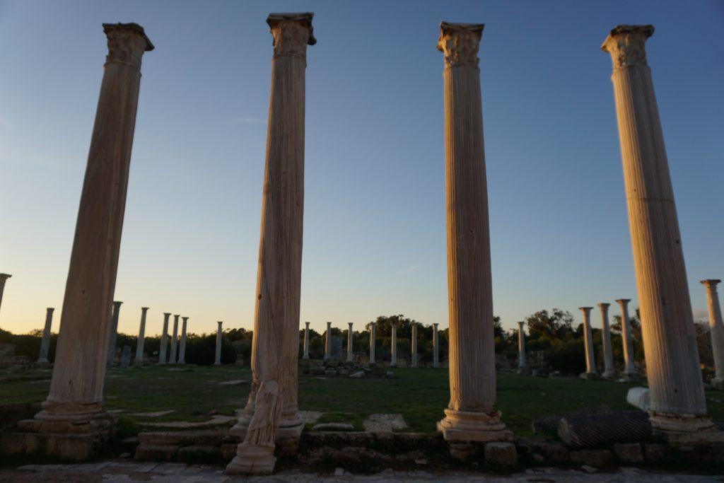 Roman ruins found in Northern Cyprus