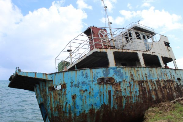 The main thing to do in Honiara is to go snorkelling for shipwrecks