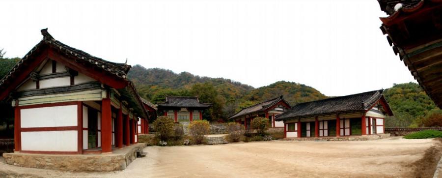 Mt Kuwol Samsong Temple