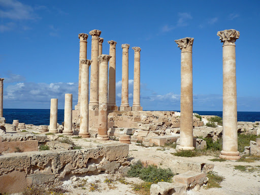 Libya least visited