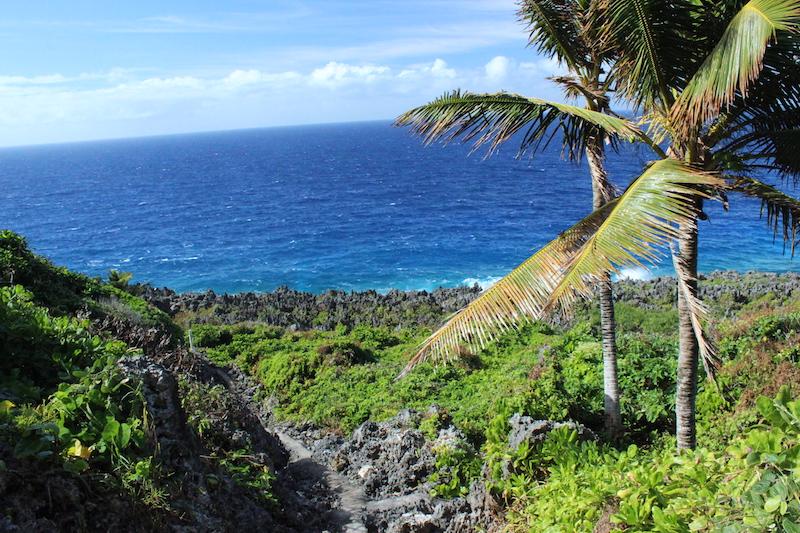 Niue Least Visited
