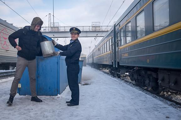 Trans-Siberian Packing List - Rowan