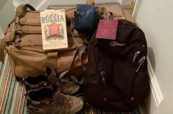 what to pack to turkmenistan