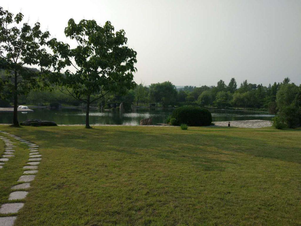 Air Koryo Kobangsan Hotel grounds