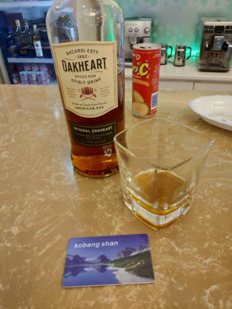 Kobangsan Hotel Bar