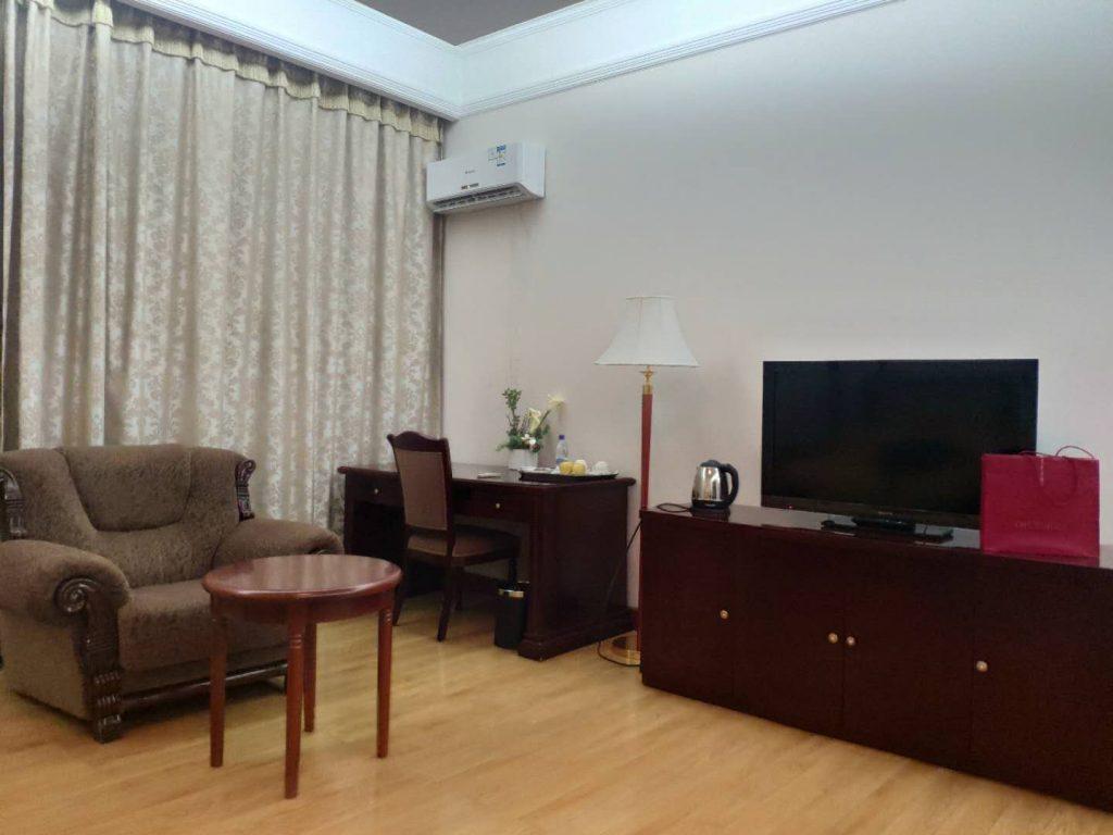 Kobangsan Hotel Standard Room