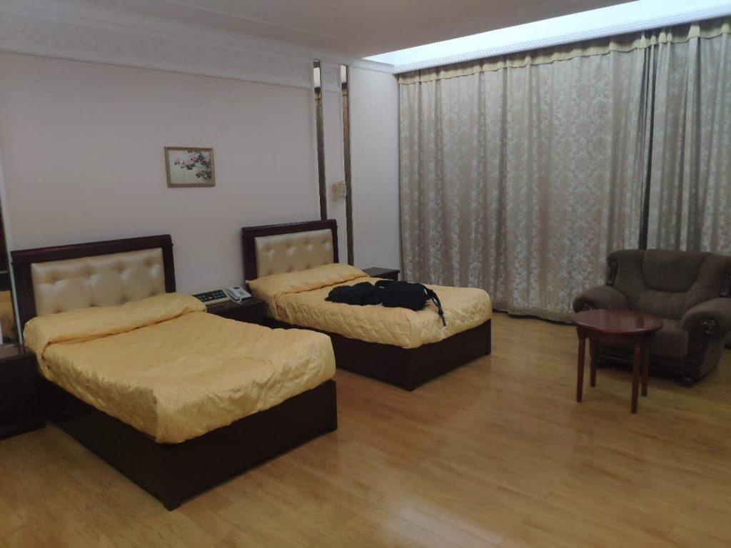 Kobangsan Hotel Room