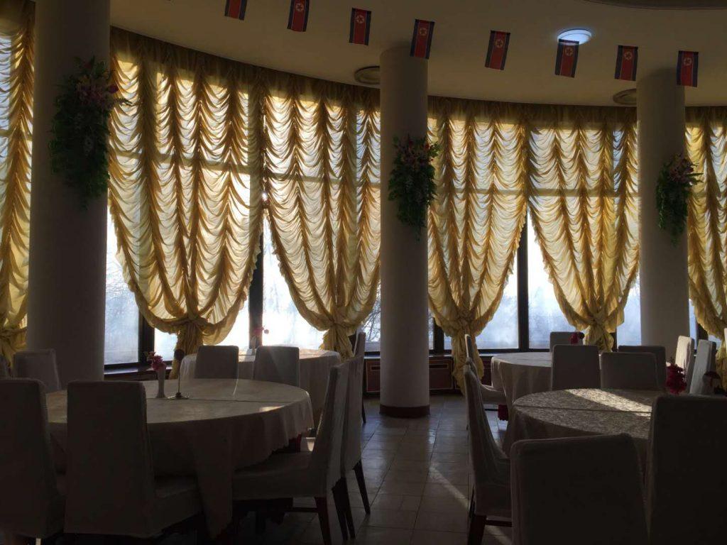 Ryanggang Hotel Dining Room