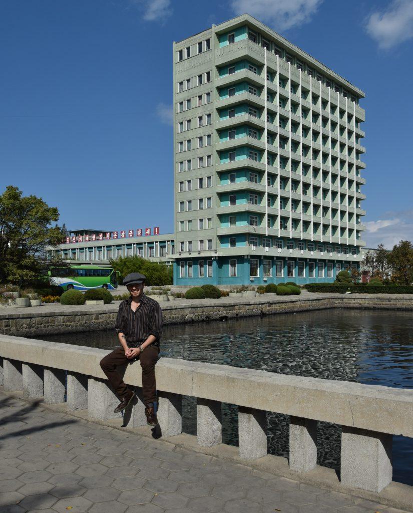 Simon Haywood Songdowon Hotel
