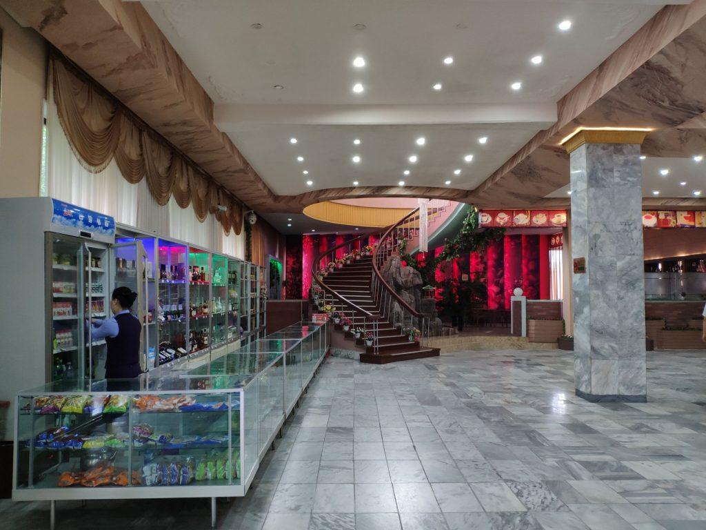 Songdowon Hotel lobby
