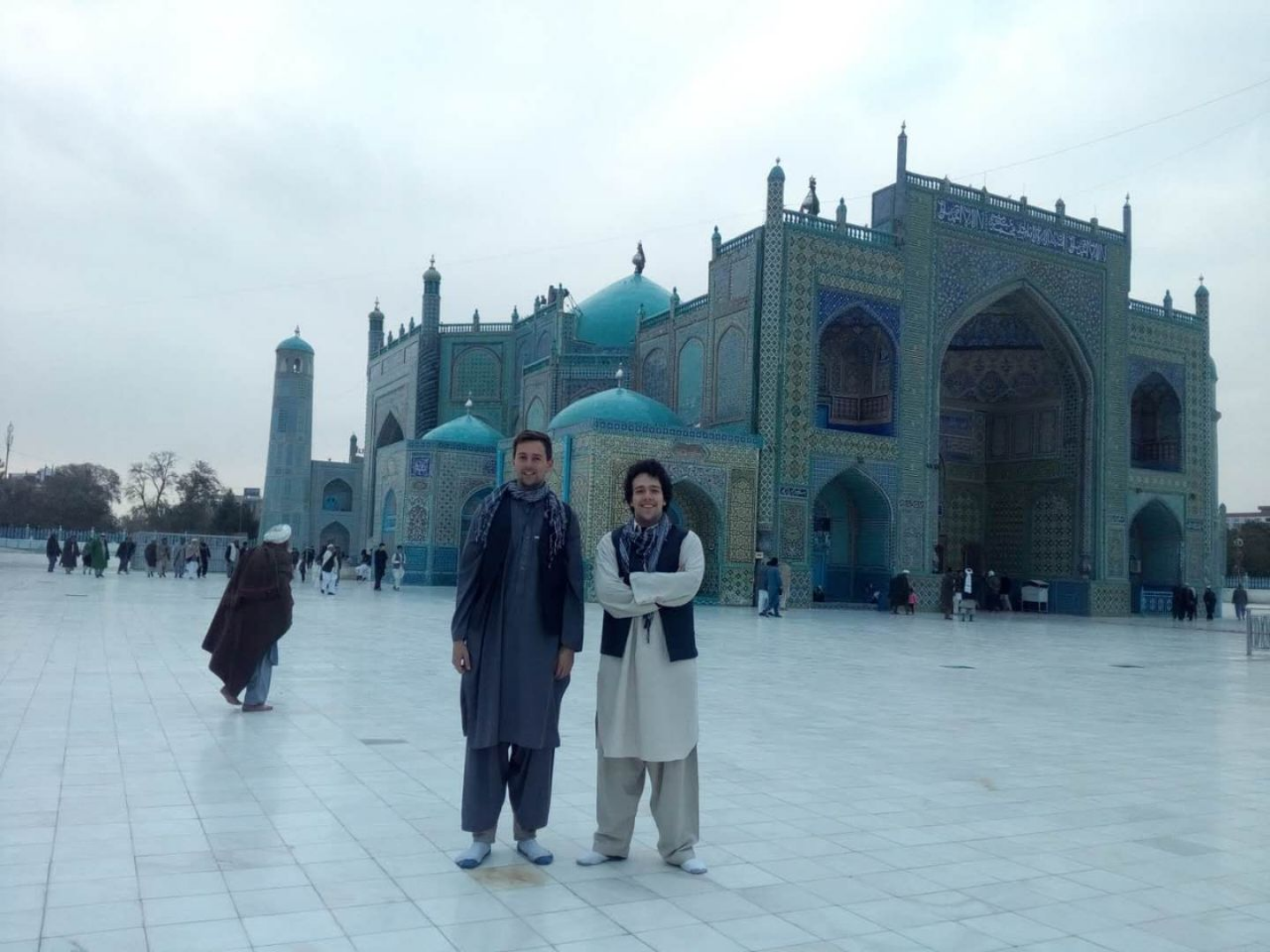 Can I travel to the Islamic Emirate of Afghanistan
