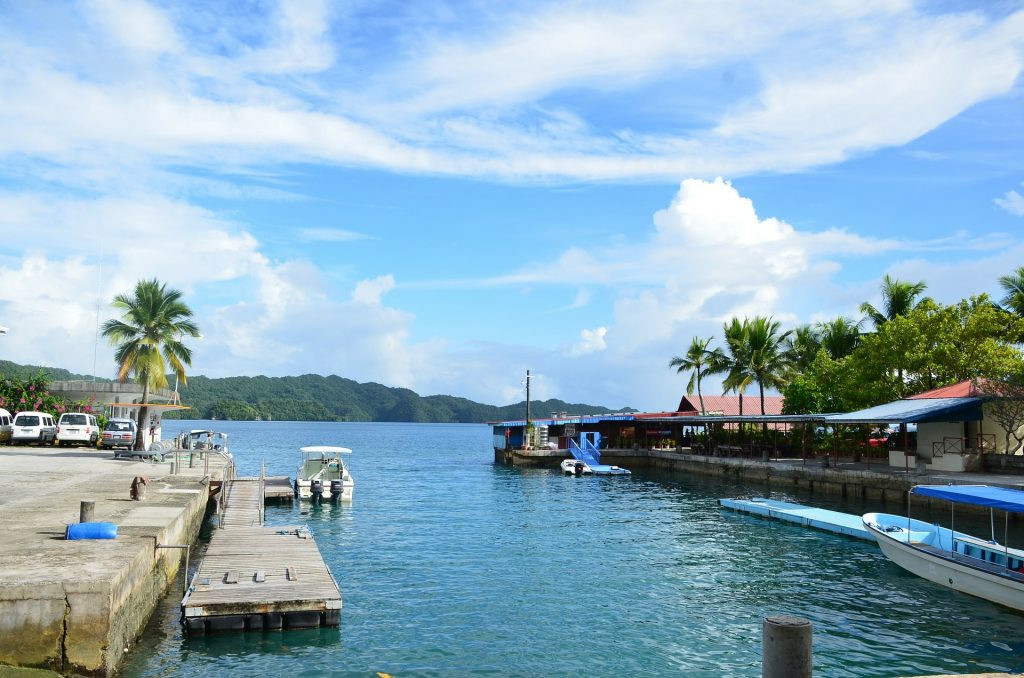 Palau is now open to tourism
