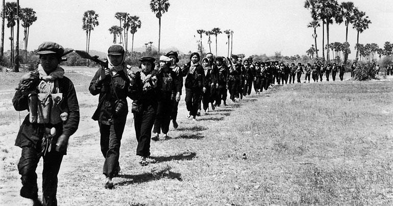 What was Democratic Kampuchea