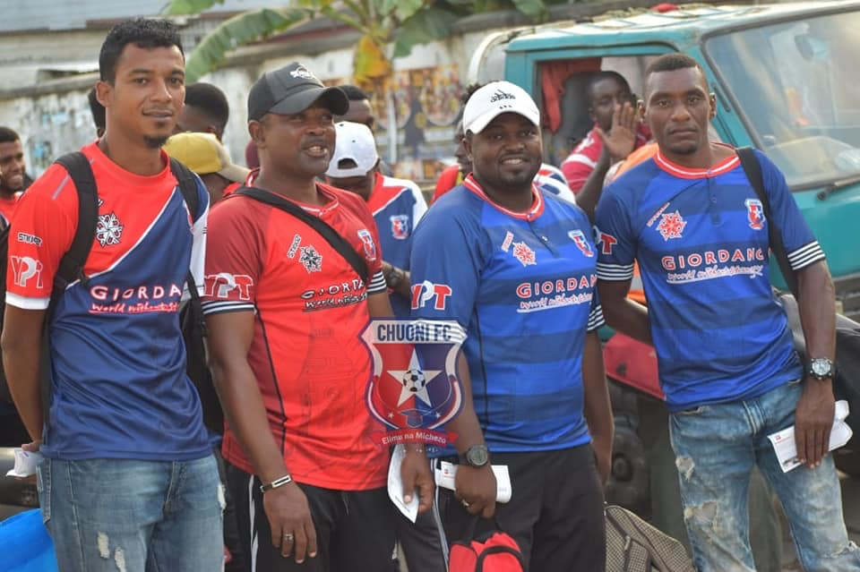 Chuoni FC and YPT