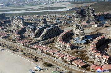 North Korean Beach Resort
