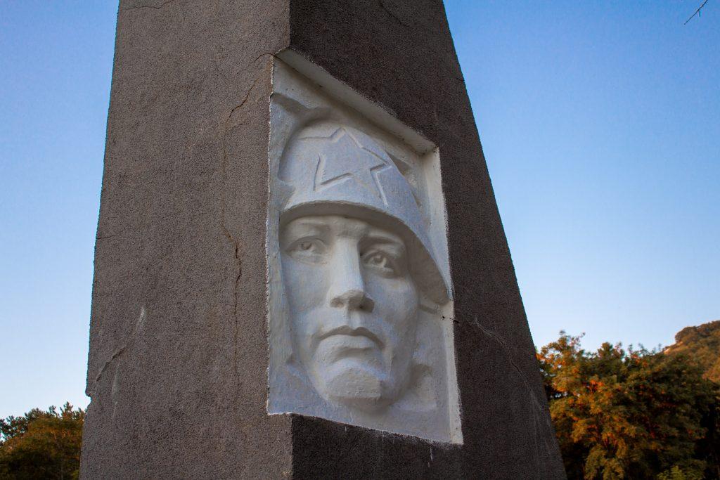 WW2 sights in Ukraine