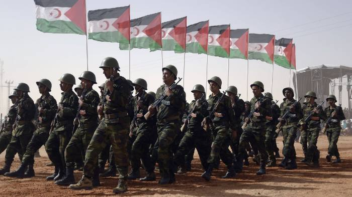 Polisario Front, who largely overthrew the Mauritanian dictatorship