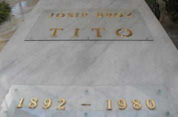 Grave of Josip Broz Tito