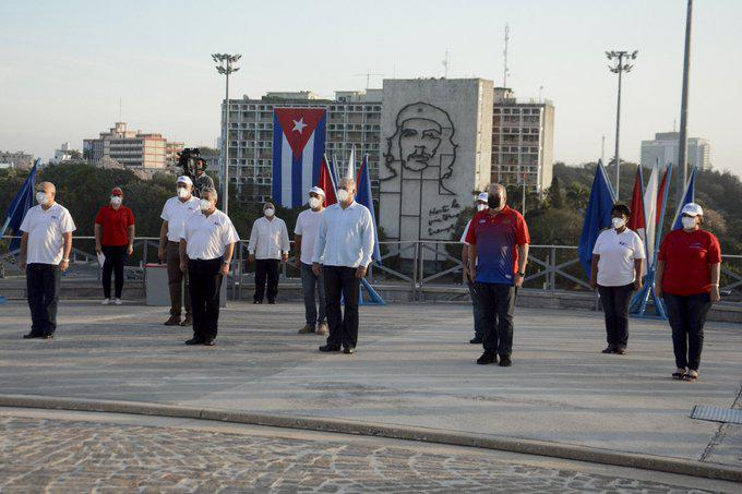 Cuba develops Covid vaccine