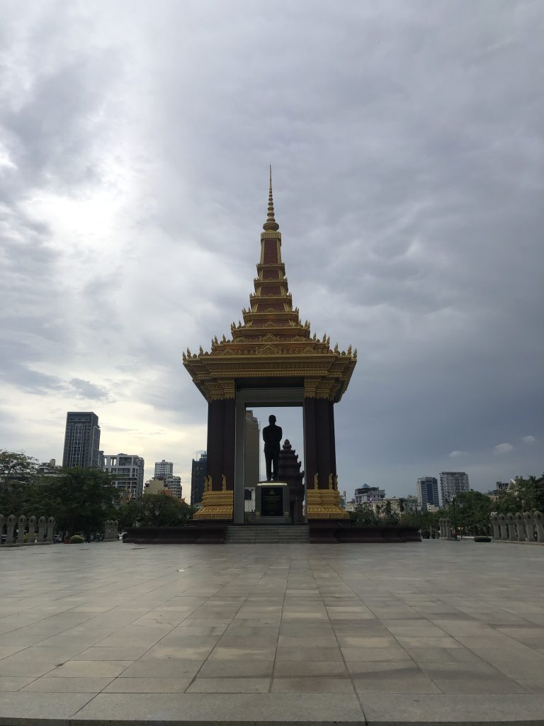 Who is the Queen Mother of Cambodia