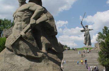 Stalingrad monument