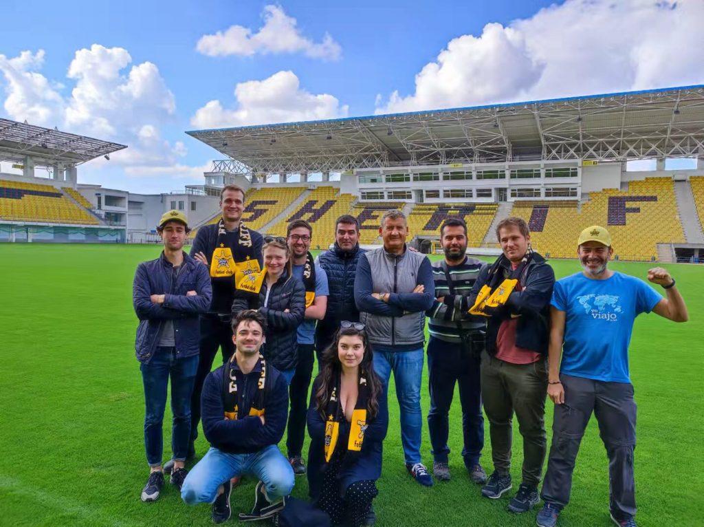FC Sheriff Tiraspol - Young Pioneer Tours